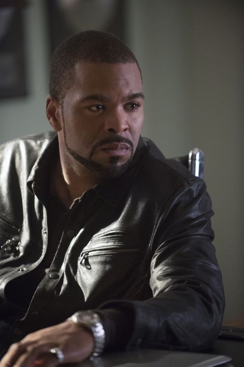 Verheimlicht Lucky the King (Method Man) etwas? - Bildquelle: Neil Jacobs 2014 CBS Broadcasting, Inc. All Rights Reserved / Neil Jacobs