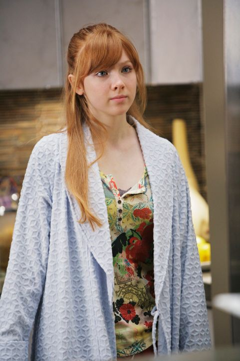 Hat ein Geheimnis vor ihrem Vater: Alexis Castle ( Molly Quinn) - Bildquelle: ABC Studios