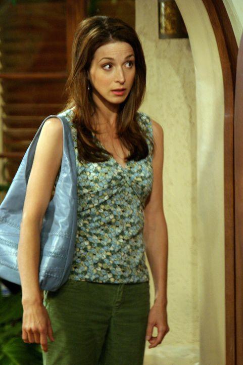 Judith (Marin Hinkle) ist selbstverständlich mit von der Partie ... - Bildquelle: Warner Bros. Television