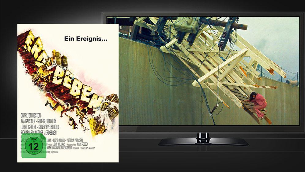 Erdbeben (Blu-ray + DVD Mediabook) - Bildquelle: Capelight