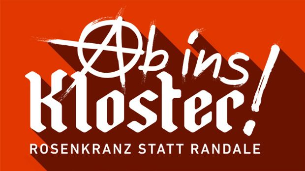 Ab Ins Kloster Rosenkranz Statt Randale Bei Kabel Eins