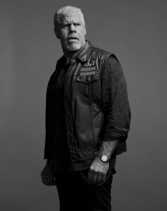 (6. Staffel) - SONS OF ANARCHY - Clay Morrow (Ron Perlman) - Bildquelle: 2013 Twentieth Century Fox Film Corporation and Bluebush Productions, LLC. All rights reserved.