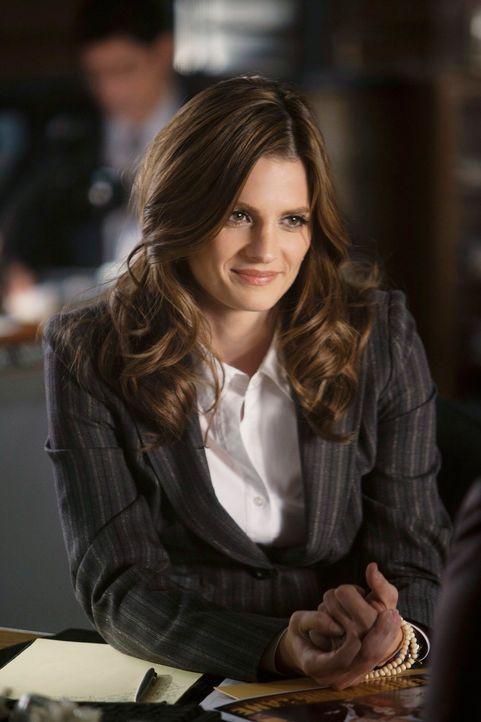 Im aktuellen Fall gibt es gleich eine ganze Reihe von Verdächtigen. Die Ermittlungen von Kate Beckett (Stana Katic) und ihrem Team laufen auf Hochto... - Bildquelle: ABC Studios