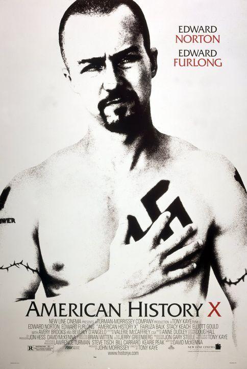 American History X - Plakat - Bildquelle: 1998 Warner Broth.