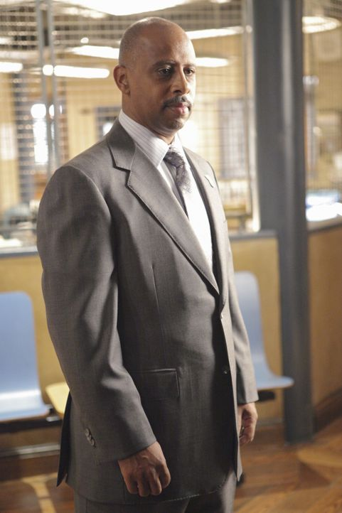 Captain Roy Montgomery (Ruben Santiago-Hudson) hat einen neuen Fall für sein Team ... - Bildquelle: ABC Studios