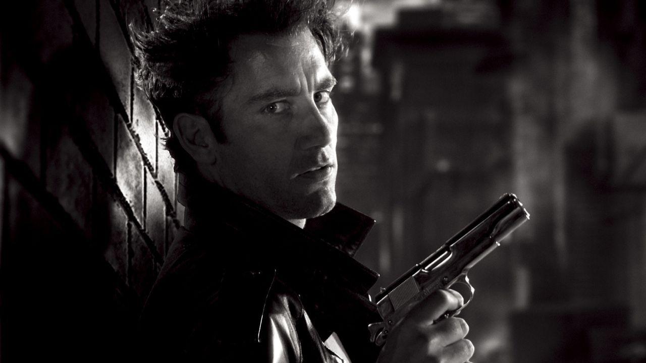Der ehemalige Fotojournalist Dwight (Clive Owen) ist der einzige Mann, dem die Mädchen in der Old Town von Sin City wirklich vertrauen können. Als d... - Bildquelle: Dimension Films