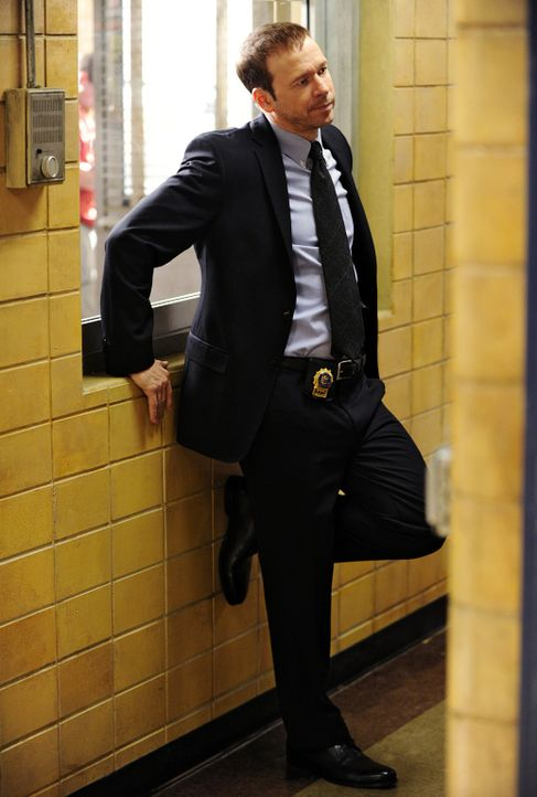 Hat der Zuhälter Kiril den Ehemann von Erins Freundin ermordet? Danny Reagan (Donnie Wahlberg) versucht die Wahrheit herauszufinden ... - Bildquelle: 2011 CBS Broadcasting Inc. All Rights Reserved