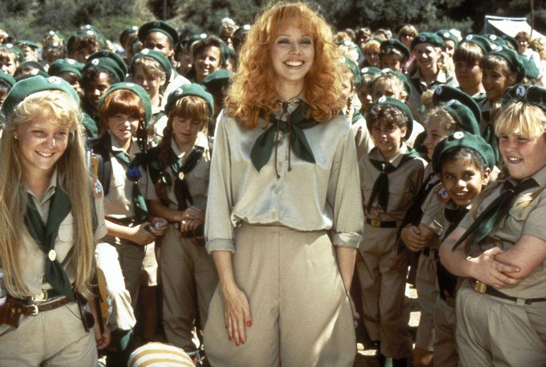 Phyllis (Shelley Long) ist stolz: Ihre Truppe belegt den ersten Platz beim jährlichen Wettbewerb ... - Bildquelle: Columbia Pictures