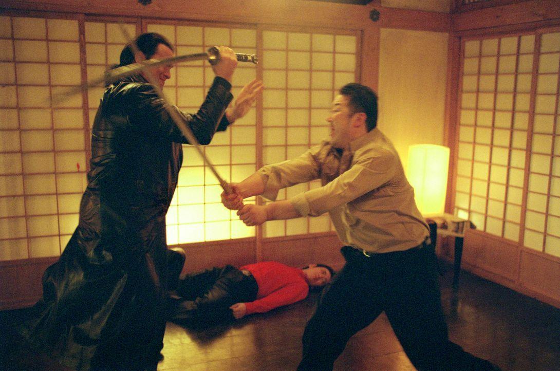 Ein Zweig der japanischen Yakuza will gemeinsam mit der chinesischen Mafia ein mächtiges Drogenkartell aufbauen. Um ihren Plan durchzuziehen, geht... - Bildquelle: 2005 Sony Pictures Home Entertainment Inc. All Rights Reserved.
