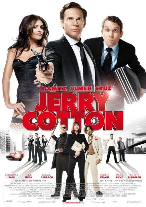 Jerry Cotton - Plakatmotiv - Bildquelle: 2010   Constantin Film Verleih GmbH