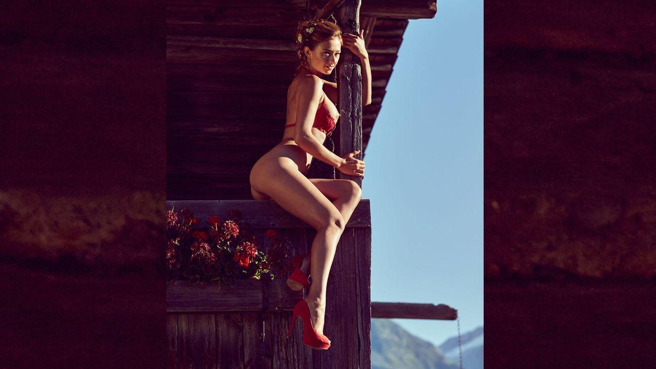 Jessica_Kuehne_Empore_1 - Bildquelle: Sacha Eyeland für Playboy Oktober 2015