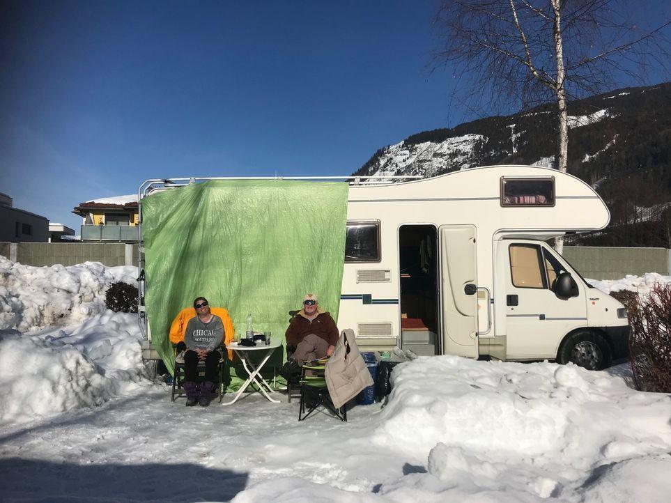 Die Dauercamper - Bildquelle: ATV