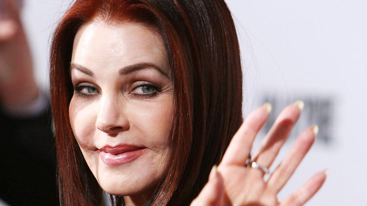 Priscilla Presley  - Bildquelle: getty-AFP