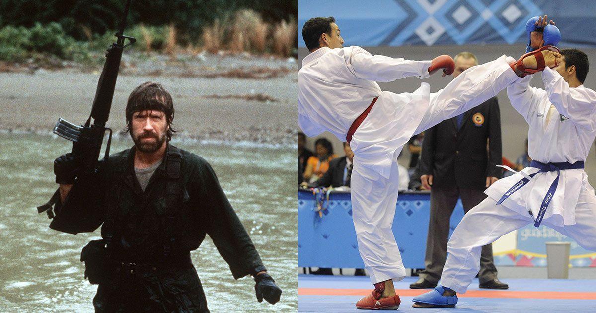 Chuck Norris - Karate