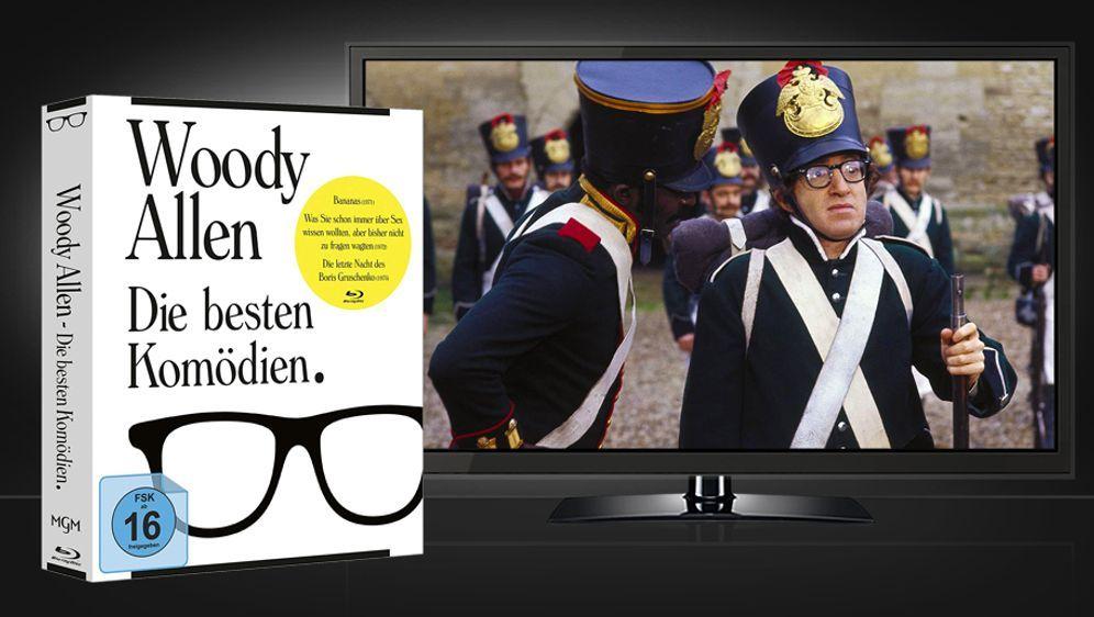 Woody Allen - Die besten Komödien (Blu-ray Box) - Bildquelle: Koch Films