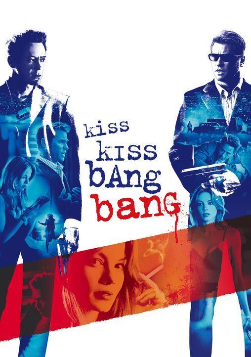 KISS KISS BANG BANG - Artwork - Bildquelle: 2015 © Warner Brothers