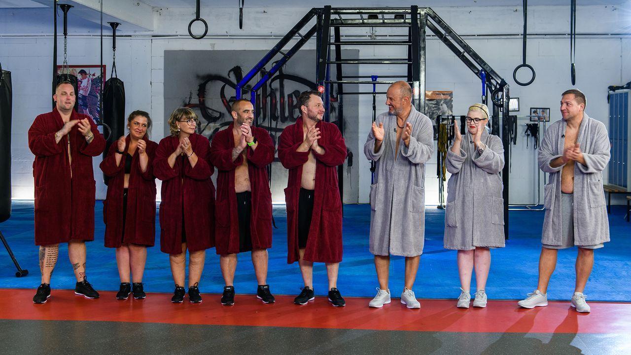 14-Applaus für die bisherigen Leistungen - Bildquelle: Willi Weber, kabel eins