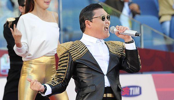 Psy - Bildquelle: dpa