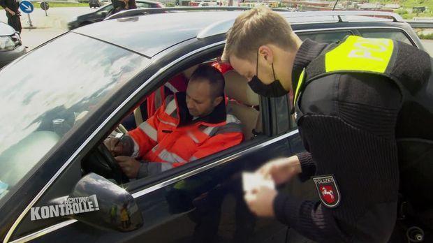 Achtung Kontrolle - Achtung Kontrolle! - Thema U.a.: Verdacht Auf Alkohol Und Drogen - Polizeikontrolle Elsdorf