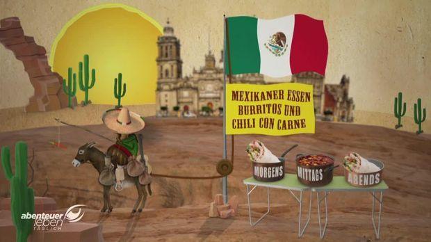 Abenteuer Leben - Abenteuer Leben - Donnerstag: Mexiko-mythen