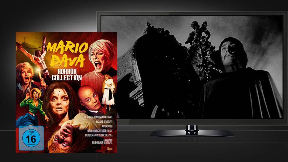 Mario Bava Horror Collection (Blu-ray Box Set) - Bildquelle: Koch Film