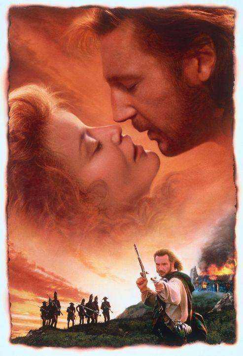 Klanführer Rob Roy (Liam Neeson, r.) bittet den Marquis of Montrose um einen Kredit. Dadurch gerät Rob in eine mörderische Intrige. Nur die Liebe... - Bildquelle: MGM Home Entertainment