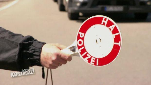 Achtung Kontrolle - Achtung Kontrolle! - Thema U.a.: Polizei Führt Großkontrolle An Niederländischen Grenze Durch