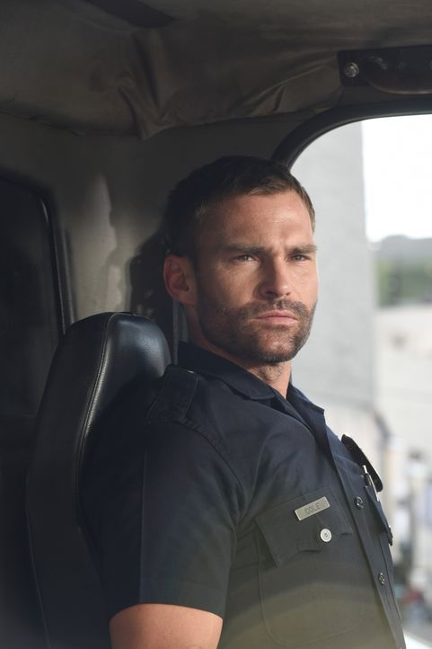 Wesley Cole (Seann William Scott) - Bildquelle: 2018 Warner Bros. Entertainment Inc. All Rights Reserved.
