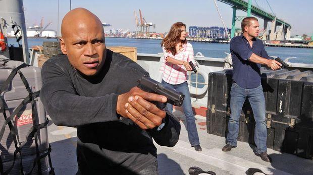 Navy Cis: L.a. - Navy Cis: L.a. - Staffel 1 Episode 22: Hettys Entscheidung