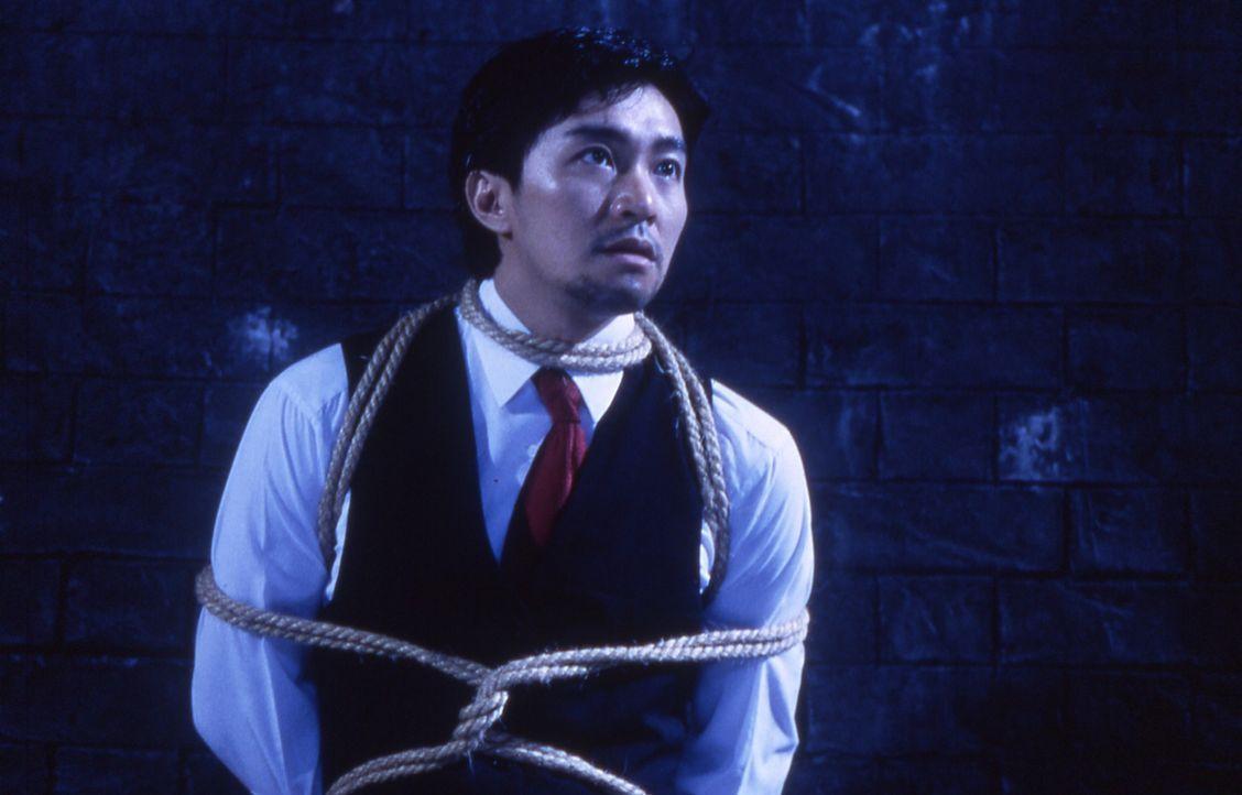 Hat viele Feinde in den eigenen Reihen: der chaotische Top-Agent Ling Ling Chai (Stephen Chow) ... - Bildquelle: Splendid Film