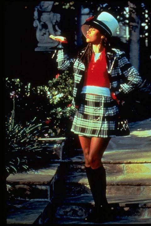 Das 16jährige High School-Girl Cher (Alicia Silverstone) ist davon überzeugt, die Welt fest im Griff zu haben ... - Bildquelle: Paramount Pictures