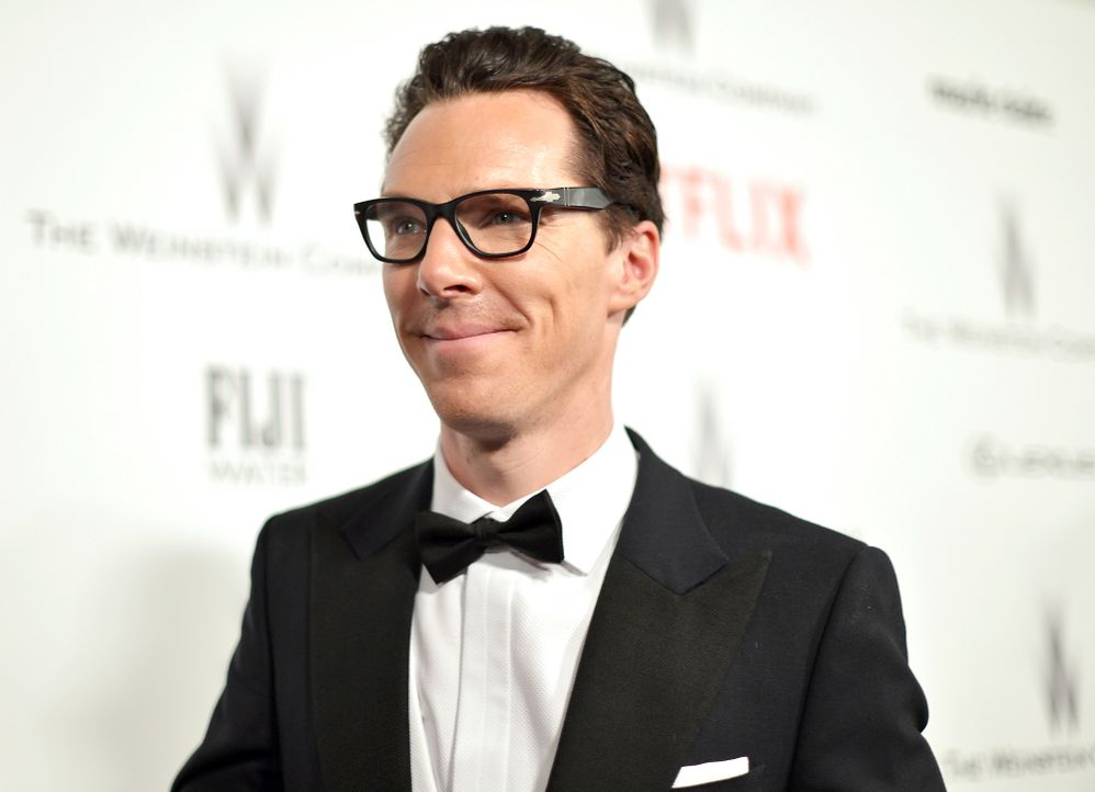 Benedict-Cumberbatch-150111-2-getty-AFP - Bildquelle: getty-AFP