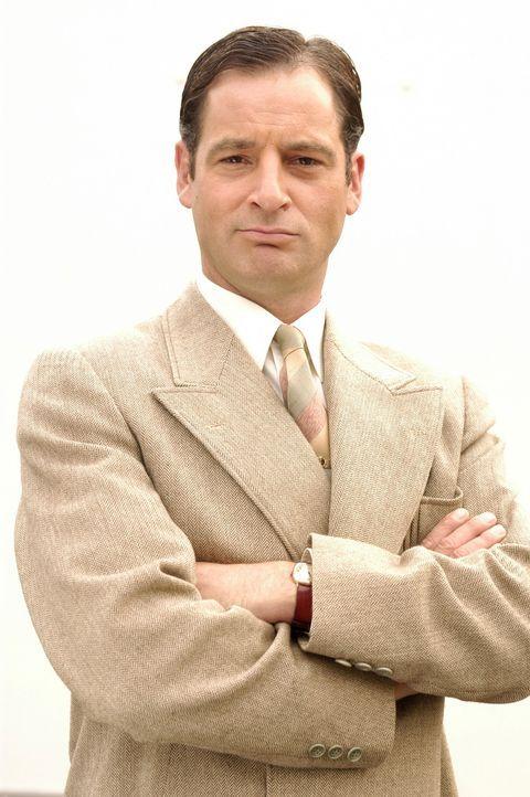 Der herausragende Walter Hagen (Jeremy Northam) muss sich doch tatsächlich einem jungen neuen Golfspieler geschlagen geben ... - Bildquelle: 2003 Bobby Jones Film, LLC. All Rights Reserved.