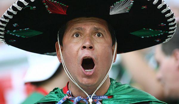 WM-Brasilien-Mexiko-Fan - Bildquelle: dpa