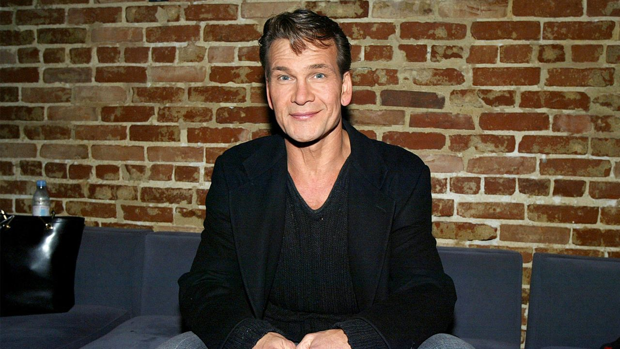 Patrick Swayze - Bildquelle: getty-AFP