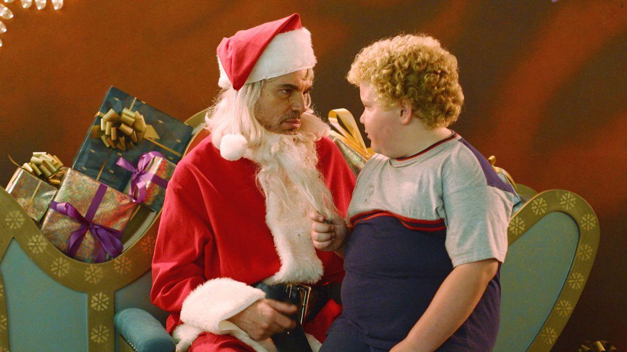 Bad Santa - Bildquelle: DVD erschienen bei www.sonypictures.de