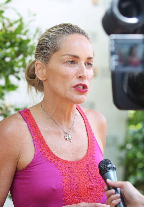 Sharon Stone - Bildquelle: WENN.com