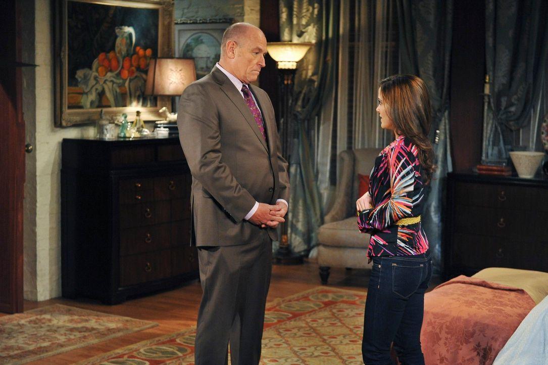 Auch die Schauspieler Lance Hastings (Corbin Bernsen, l.) und Mandy Bronson (Rebecca Budig, r.) gehören zu den Verdächtigen im aktuellen Fall. - Bildquelle: ABC Studios