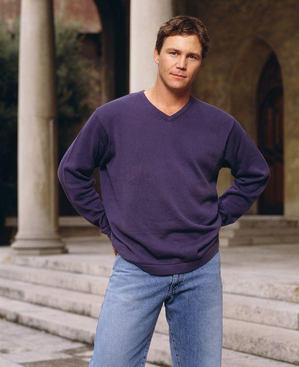 (4. Staffel) - Leo (Brian Krause) muss ständig aufpassen, dass er als Ehemann von Piper nicht die Pflichten als Wächter des Lichts vernachlässigt... - Bildquelle: Paramount Pictures