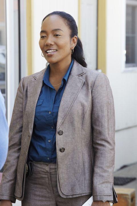 Die Ermittlungen in einem neuen Mordfall laufen auch Hochtouren: Samantha Baker (Sonja Sohn) ... - Bildquelle: ABC Studios