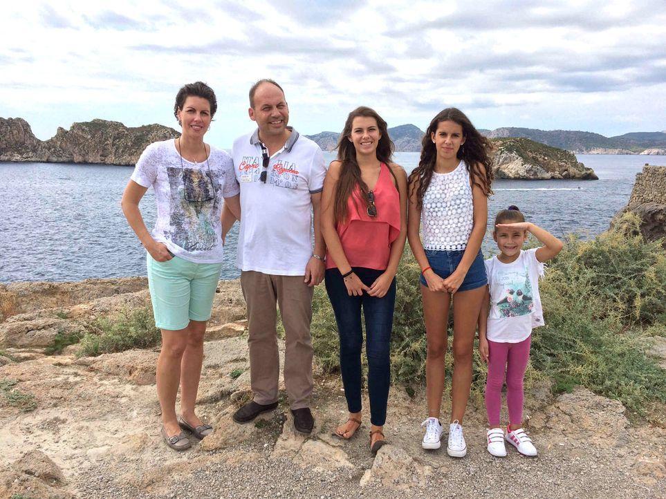 Arbeiten, wo andere Urlaub machen. Für Familie Schüssler (Foto) ist dieser Traum in Erfüllung gegangen ... - Bildquelle: kabel eins