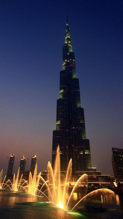 Burj Khalifa - Bildquelle: AFP
