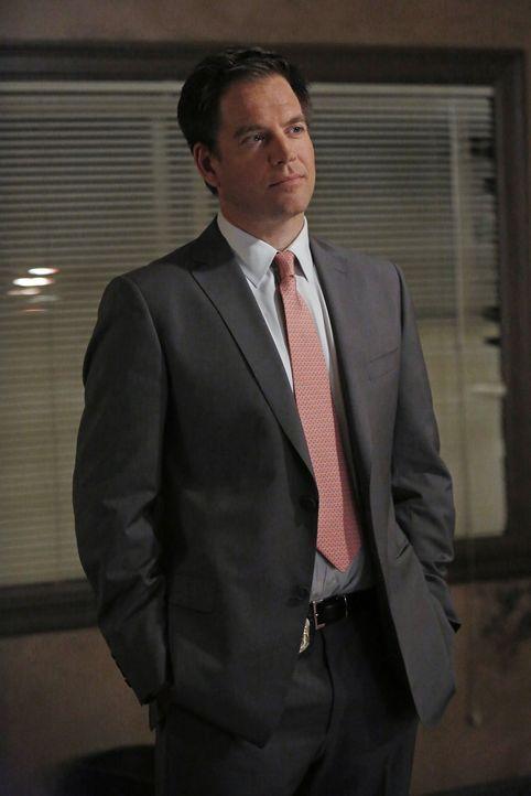 Vermutet, dass Ziva einen riskanten Plan verfolgt, um den Tod ihres Vaters zu rächen: Tony (Michael Weatherly) ... - Bildquelle: CBS Television