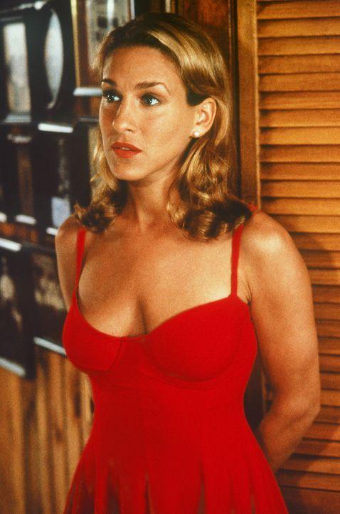 Anfangs kann die attraktive Polizistin Jo (Sarah Jessica Parker) ihrem neuen Kollegen keinen Glauben schenken. Doch dann passiert wieder ein Mord ... - Bildquelle: Columbia Pictures