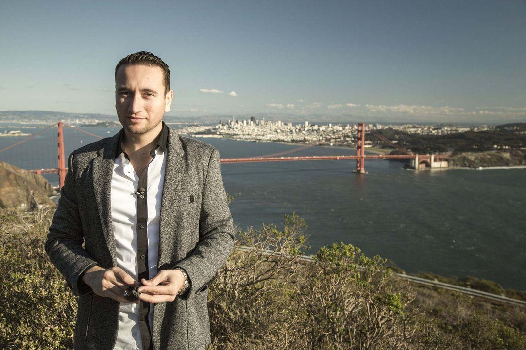 Auch der junge Startupper Mauricio Piper möchte seine Geschäftsidee verwirklichen ... - Bildquelle: kabel eins