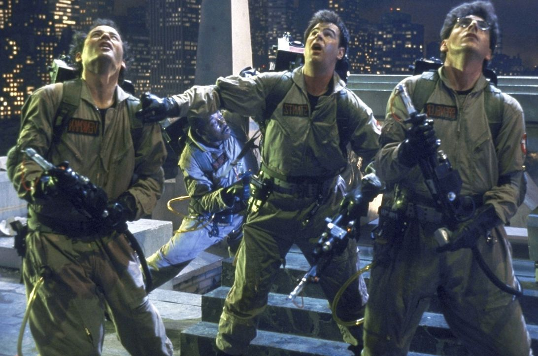 Platz 20: Ghostbusters - Bildquelle: Columbia Pictures