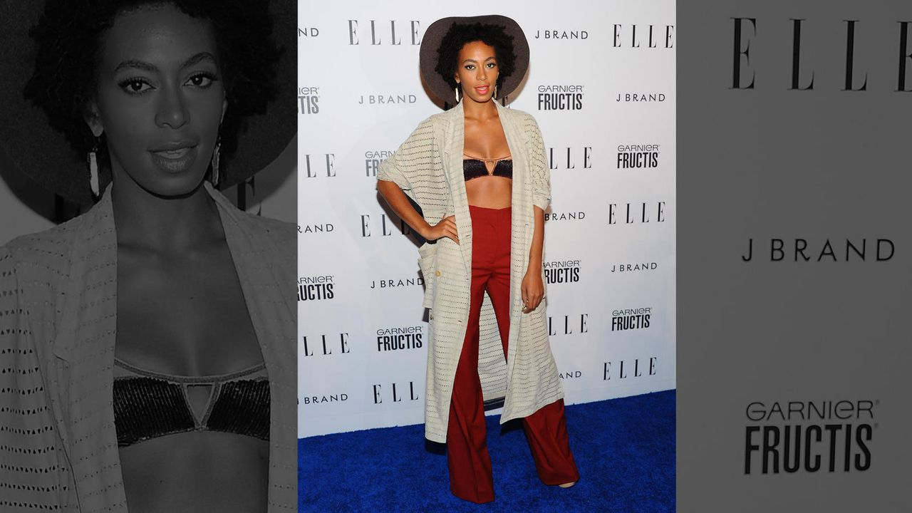 Solange Knowles  - Bildquelle: Getty Images/AFP