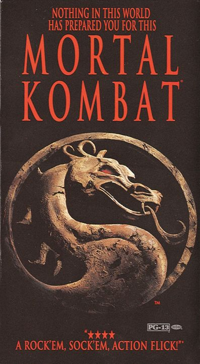 """Beim """"Mortal Kombat""""-Turnier handelt es sich um einen grausamen Wettstreit, der vom finsteren Zauberer Shang Tsung ins Leben gerufen wurde. Die drei..."""