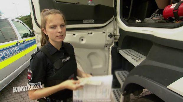 Achtung Kontrolle - Achtung Kontrolle! - Thema U.a: Panne Auf Der Autobahn - Autobahnpolizei Sittensen