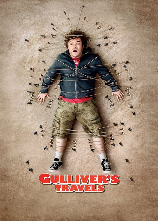 Gulliver's Travels - Artwork - Bildquelle: TM and   2010 Twentieth Century Fox Film Corporation.  All rights reserved.  Not for sale or duplication.